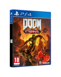 משחק DOOM ETERNAL STANDARD EDITION ל PS4