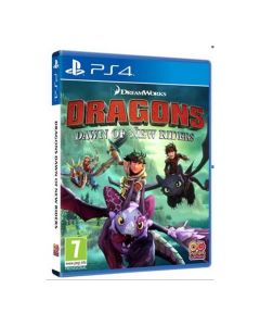 משחק DREAMWORKS DRAGONS DAWN OF NEW RIDERS ל PS4