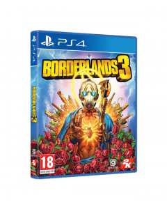 משחק BORDERLANDS 3 Standard Edition ל PS4