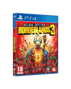 משחק BORDERLANDS 3 Deluxe Edition ל PS4