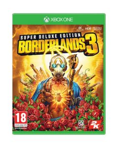 משחק BORDERLANDS 3 Super Deluxe Edition ל Xbox One