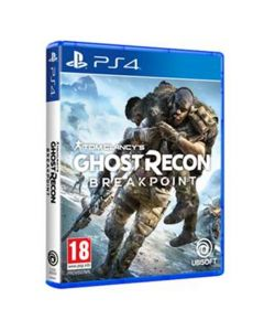 למשחק TOM CLANCYS GHOST RECON BREAKPOINT AUROA EDITION ל PS4