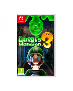 משחק LUIGIS MANSION 3 ל NINTENDO SWITCH