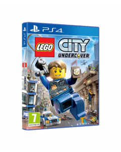 משחק LEGO CITY UNDERCOVER INT ל PS4