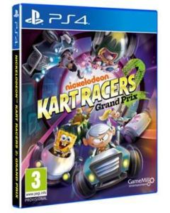 מכירה מוקדמת משחק NICKELODEON KART RACERS 2: GRAND PRIX ל PS4