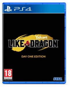 מכירה מוקדמת משחק YAKUZA: LIKE A DRAGON LIMITED D1 EDITION ל PS4