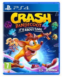 מכירה מוקדמת משחק CRASH BANDICOOT 4 - IT'S ABOUT TIME EN AR ל PS4