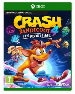 מכירה מוקדמת משחק CRASH BANDICOOT 4 - IT'S ABOUT TIME EN AR ל XBOX ONE