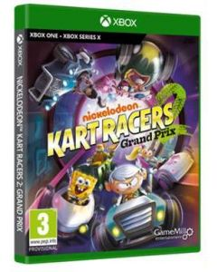 מכירה מוקדמת משחק NICKELODEON KART RACERS 2: GRAND PRIX ל XBOX ONE