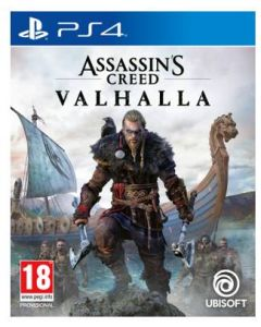 מכירה מוקדמת משחק ASSASSIN'S CREED VALHALLA STANDARD EDITION ל PS4
