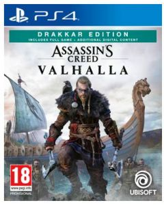 מכירה מוקדמת משחק ASSASSIN'S CREED VALHALLA DRAKKAR SPECIAL D1 EDITION ל PS4