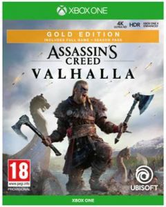 מכירה מוקדמת משחק ASSASSIN'S CREED VALHALLA GOLD EDITION ל XBOX ONE