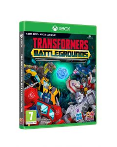 מכירה מוקדמת משחק TRANSFORMERS: BATTLEGROUNDS ל XBOX ONE