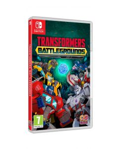 מכירה מוקדמת משחק TRANSFORMERS: BATTLEGROUNDS ל NINTENDO SWITCH