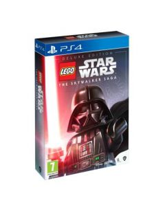 מכירה מוקדמת משחק LEGO STAR WARS THE SKYWALKER SAGA DELUXE EDITION ל PS4