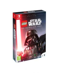 מכירה מוקדמת משחק LEGO STAR WARS THE SKYWALKER SAGA DELUXE EDITION ל NINTENDO SWITCH