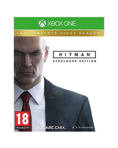 משחק HITMAN STEELBOOK EDITION ל XBOX ONE
