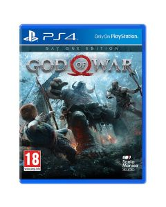 משחק  GOD OF WAR ל PS4