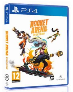 משחק Rocket arena mythic edition ל PS4