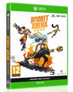משחק ROCKET ARENA MYTHIC EDITION ל XBOX ONE