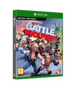 משחק WWE BATTLEGROUNDS ל XBOX ONE